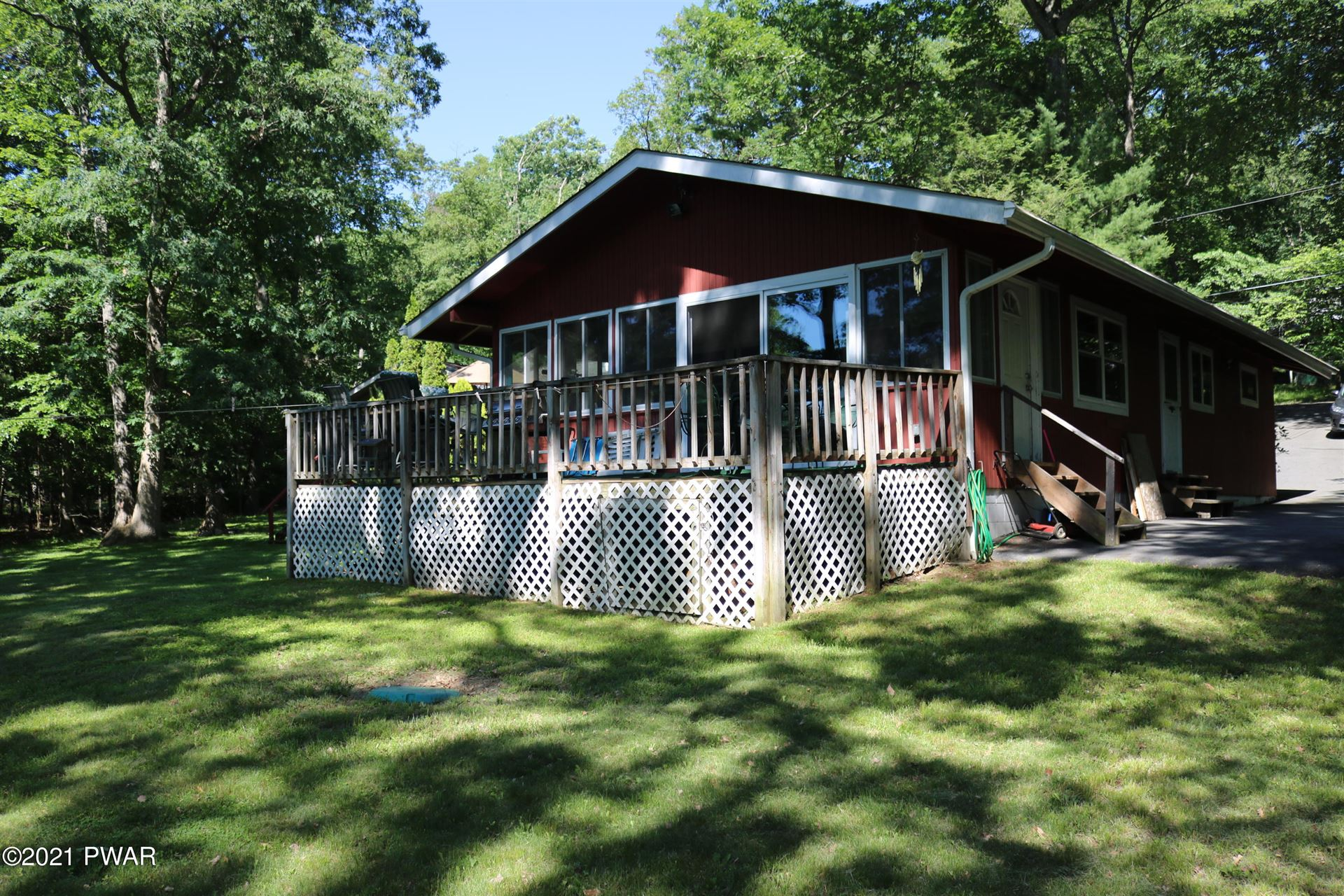 Photo of 113 Outer Dr, Dingmans Ferry, PA 18328 (MLS # 21-2286)
