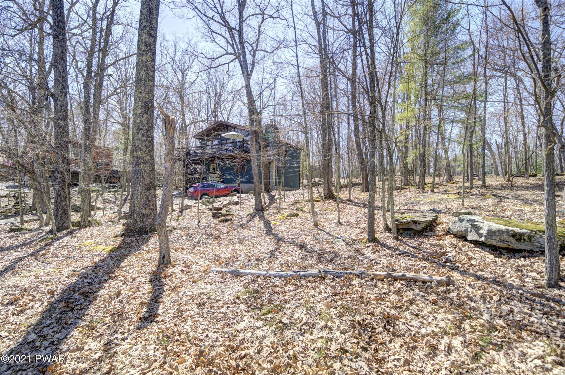 Photo of 111 Tanager Rd, Lackawaxen, PA 18435 (MLS # 21-1329)