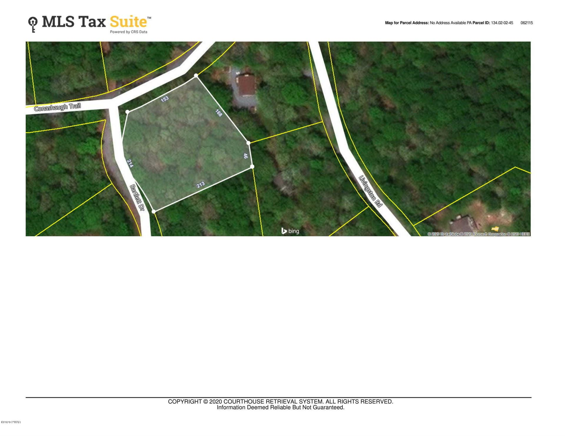 Photo of Lot 4112 Bartlett Dr, Milford, PA 18337 (MLS # 20-2385)