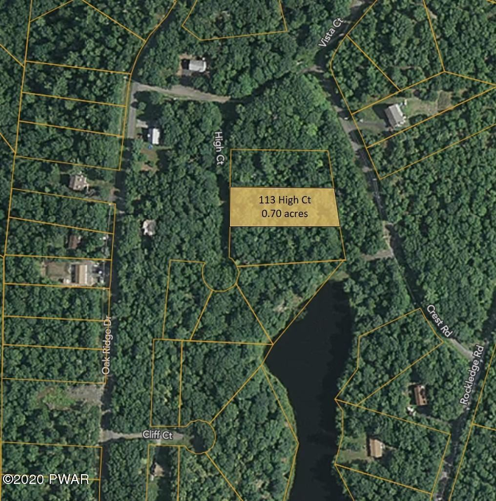Photo of 113 High Ct, Dingmans Ferry, PA 18328 (MLS # 13-5625)