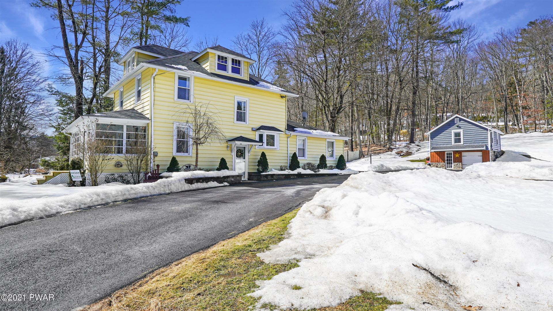 Photo of 108 Moon Valley Rd, Milford, PA 18337 (MLS # 21-627)