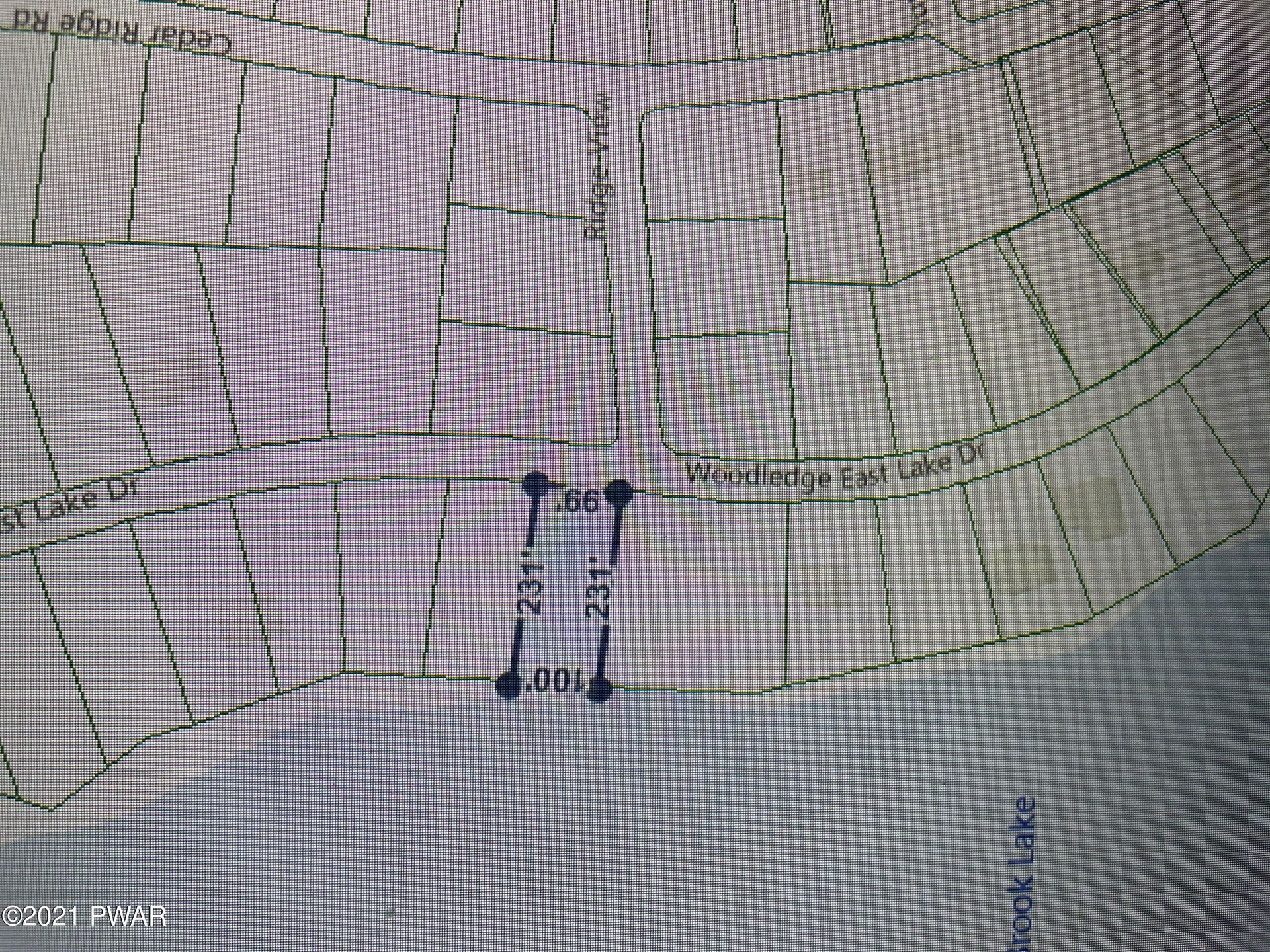 Photo of lot 10 Woodledge East Aly, Hawley, PA 18428 (MLS # 21-1642)