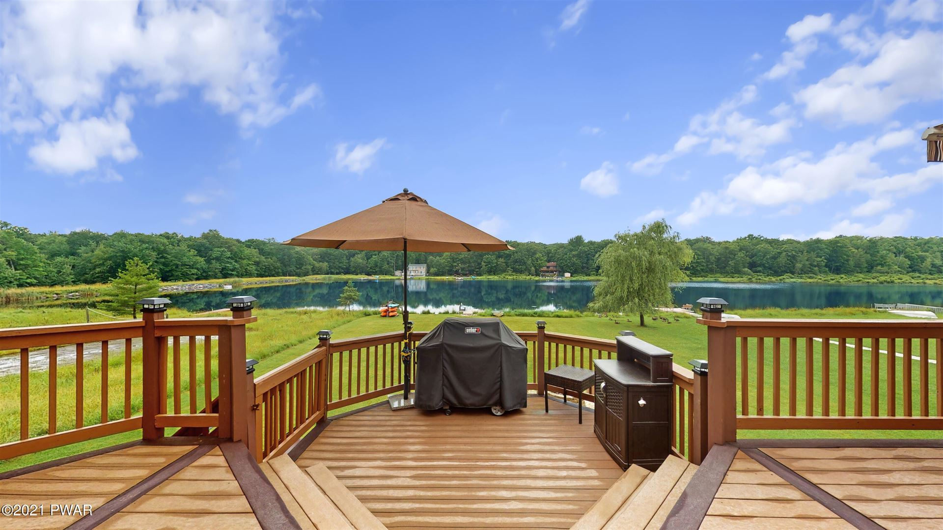 Photo of 116 Northwood Rd, Dingmans Ferry, PA 18328 (MLS # 21-2652)