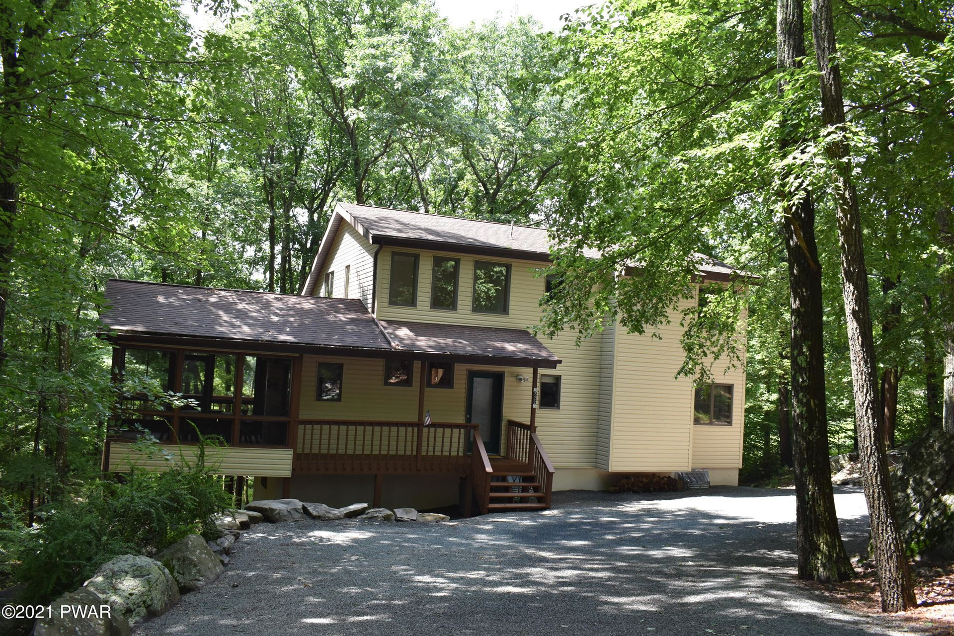 Photo of 222 Broadmoor Drive, Lords Valley, PA 18428 (MLS # 21-2702)