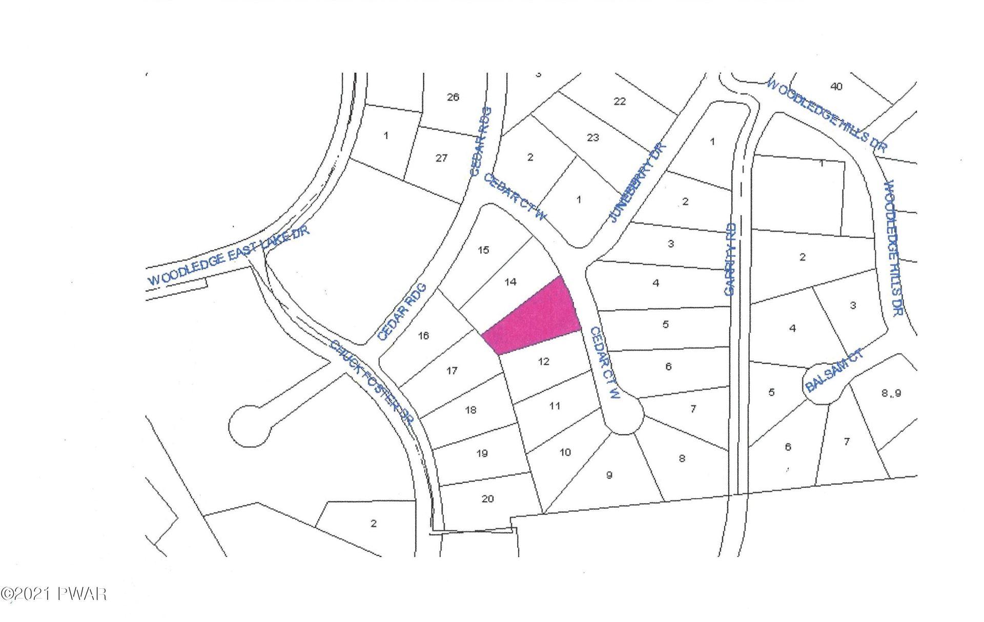 Photo of Lot 13 Cedar Court, Lackawaxen, PA 18435 (MLS # 21-2755)