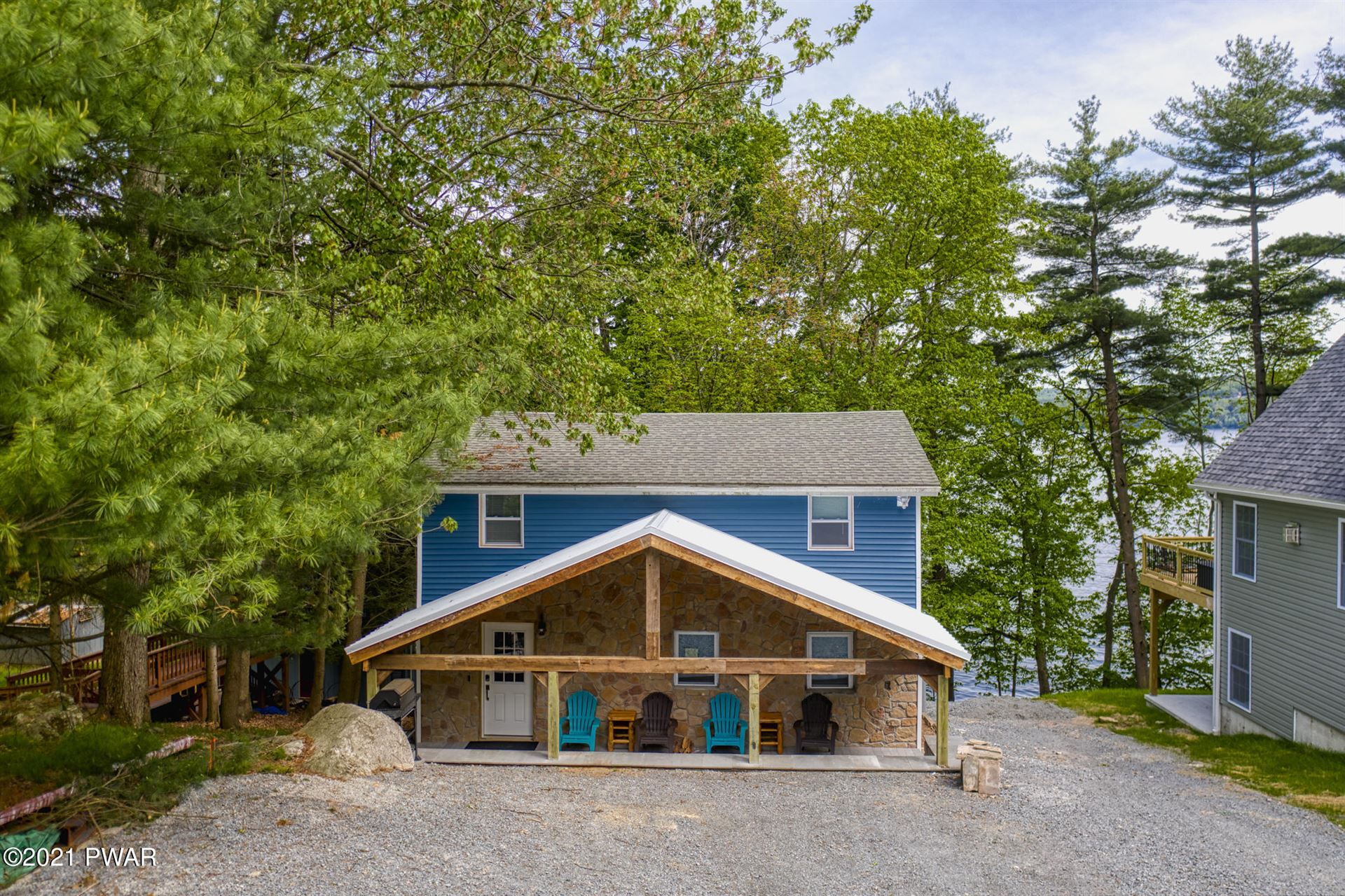 Photo of 390 Lakeshore Dr, Lakeville, PA 18438 (MLS # 21-762)