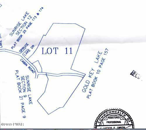 Photo of Cabin Lot 11 Rd, Milford, PA 18337 (MLS # 19-4865)