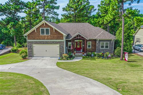 Photo of 121 Hammerstone Circle, Whispering Pines, NC 28327 (MLS # 202071)