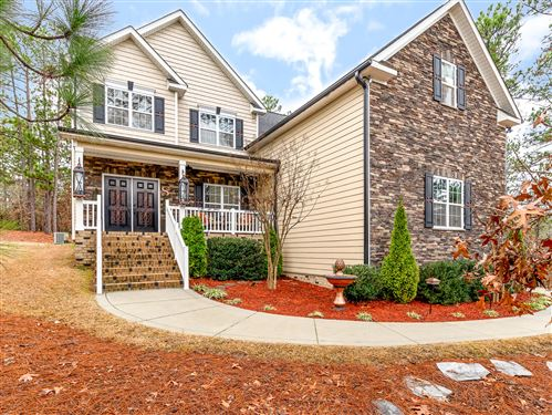 Photo of 366 Avenue Of The Carolinas, Whispering Pines, NC 28327 (MLS # 198290)