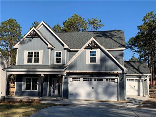 Photo of 308 Brightleaf Drive, Whispering Pines, NC 28327 (MLS # 202453)