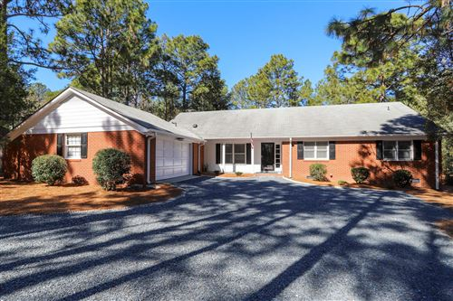 Photo of 171 Pine Lake Drive, Whispering Pines, NC 28327 (MLS # 204616)