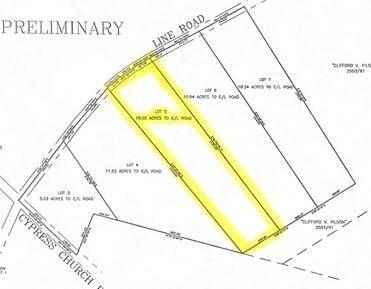Photo of Lot 5 Line Road, Cameron, NC 28326 (MLS # 206772)