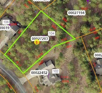 Photo of 104 Baker Circle, West End, NC 27376 (MLS # 205794)