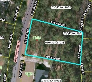 Photo of 31 Arrowhead Lane, Wagram, NC 28396 (MLS # 206805)