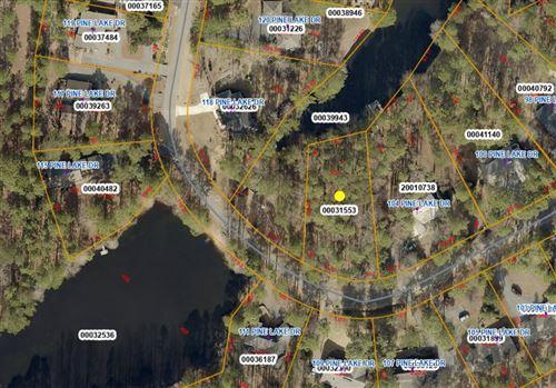 Photo of 108 Pine Lake Drive, Whispering Pines, NC 28327 (MLS # 207868)
