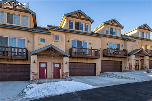 Photo of 5715 Canyon Reserve Heights, Colorado Springs, CO 80919 (MLS # 1969000)