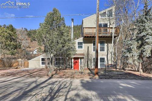 Photo of 10350 Ute Pass Avenue, Cascade, CO 80809 (MLS # 2969000)