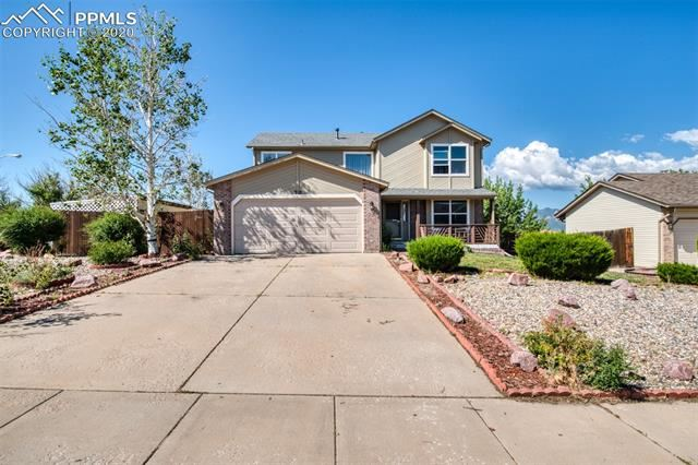 Photo for 710 Pennington Drive, Colorado Springs, CO 80911 (MLS # 2165001)