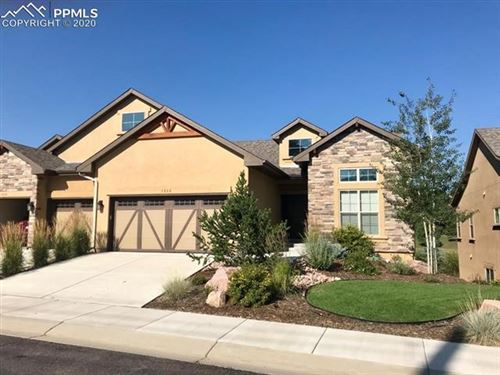 Photo of 1312 Longs Point, Woodland Park, CO 80863 (MLS # 2442003)