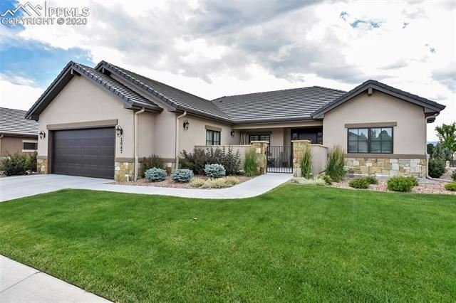 Photo for 1647 Rockview Trail, Colorado Springs, CO 80904 (MLS # 1332003)