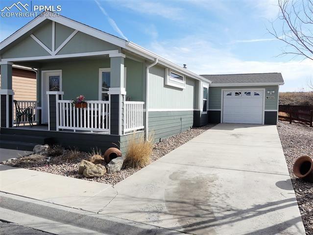 4366 Gray Fox Heights, Colorado Springs, CO 80922 - #: 2346003