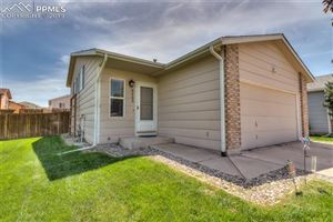 Photo of 4445 Witches Hollow Lane, Colorado Springs, CO 80911 (MLS # 4100005)