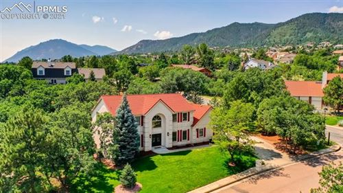 Photo of 2865 Halleys Court, Colorado Springs, CO 80906 (MLS # 7889005)