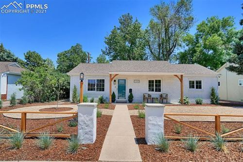 Photo of 2305 Farragut Avenue, Colorado Springs, CO 80907 (MLS # 8842005)