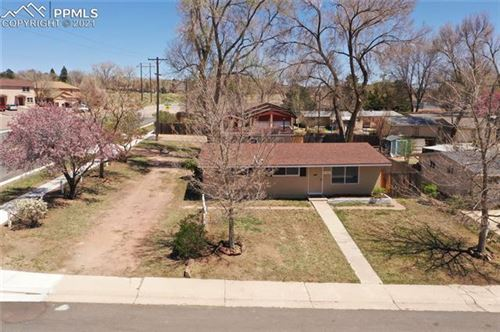 Photo of 3321 Virginia Avenue, Colorado Springs, CO 80907 (MLS # 9461006)