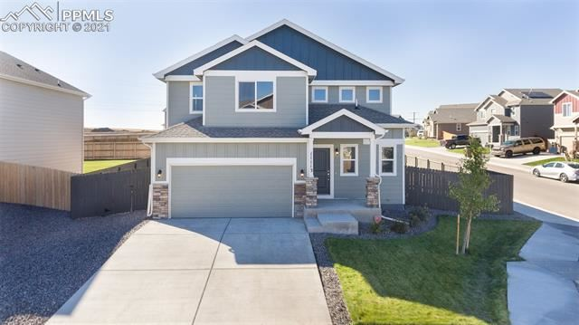 Photo for 11113 Tiffin Drive, Colorado Springs, CO 80925 (MLS # 2621006)