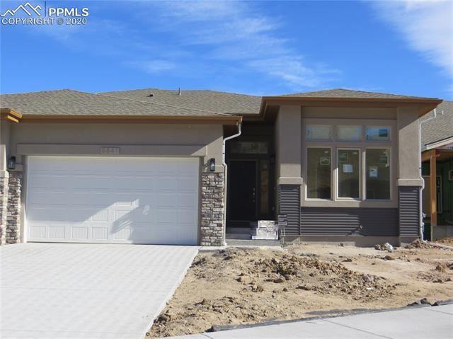 Photo for 5541 Silverstone Terrace, Colorado Springs, CO 80919 (MLS # 8345006)