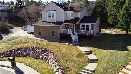 Tiny photo for 5330 Setters Way, Colorado Springs, CO 80919 (MLS # 1559007)