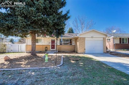 Photo of 3612 Indianpipe Circle, Colorado Springs, CO 80918 (MLS # 3226007)