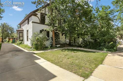 Tiny photo for 1338 N Weber Street, Colorado Springs, CO 80903 (MLS # 8037007)
