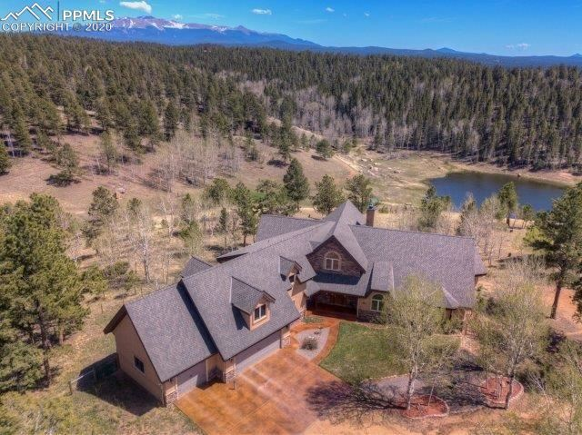 2100 County Road 512 Road, Divide, CO 80814 - #: 7316007
