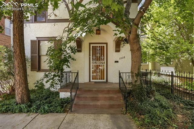 1338 N Weber Street, Colorado Springs, CO 80903 - MLS#: 8037007