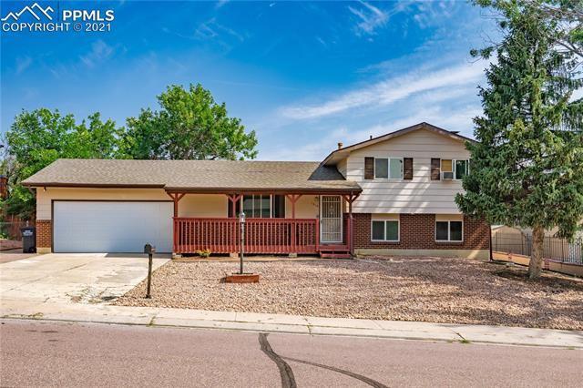 1414 Coronado Drive, Colorado Springs, CO 80910 - #: 4199008