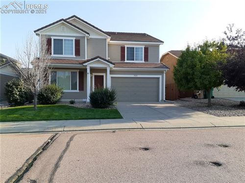 Photo of 7523 Talus Ridge Drive, Colorado Springs, CO 80915 (MLS # 5862010)