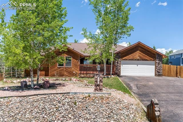 Photo for 2208 Valley View Drive, Woodland Park, CO 80863 (MLS # 2635012)