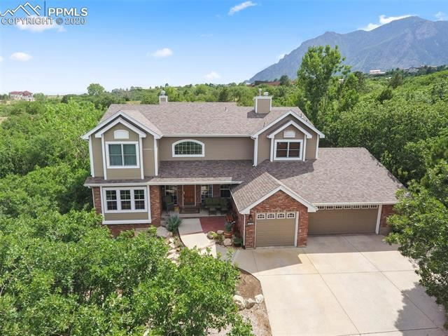Photo for 4530 Churchill Court, Colorado Springs, CO 80906 (MLS # 1785013)