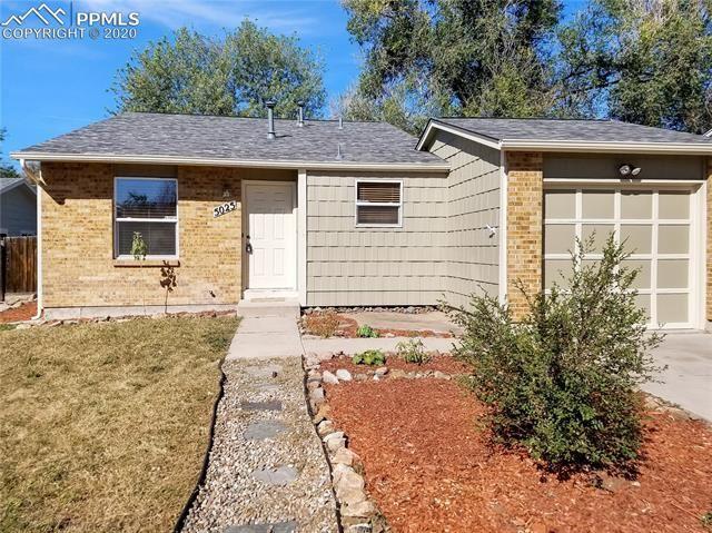5025 Hunters Run, Colorado Springs, CO 80911 - MLS#: 1570014