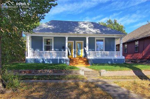 Photo of 1322-1324 W Kiowa Street, Colorado Springs, CO 80904 (MLS # 9803015)