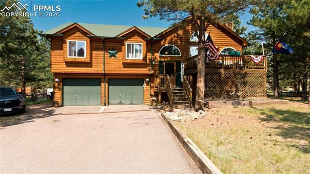 Photo for 2133 Valley View Drive, Woodland Park, CO 80863 (MLS # 9813015)