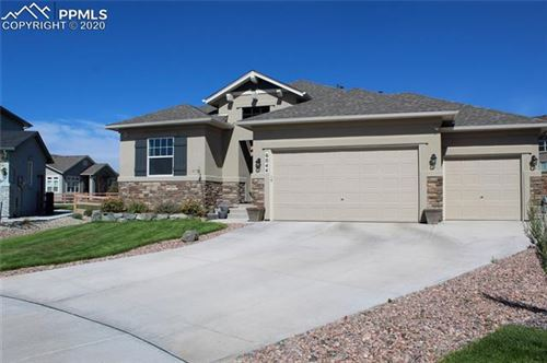 Photo of 6044 Griffin Drive, Colorado Springs, CO 80924 (MLS # 4277016)