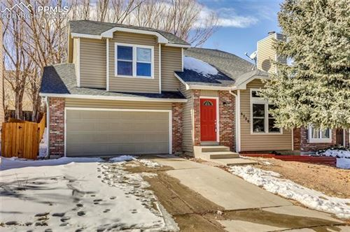 Photo of 6720 Northwind Drive, Colorado Springs, CO 80918 (MLS # 4418016)