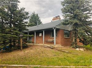 Photo of 162 Piney Point Lane, Woodland Park, CO 80863 (MLS # 4943016)