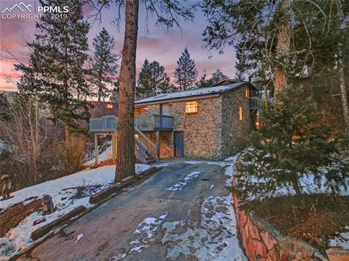 Photo of 6025 Sioux Trail, Cascade, CO 80809 (MLS # 6172016)