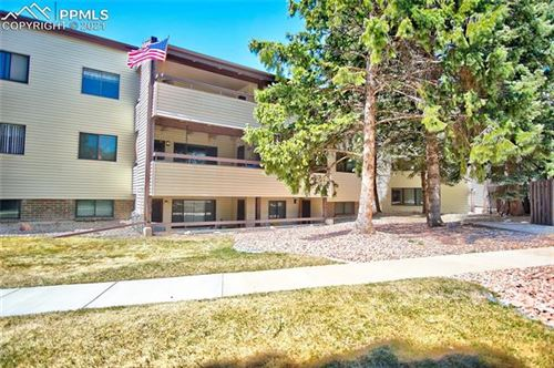 Photo of 6550 Delmonico Drive #304, Colorado Springs, CO 80919 (MLS # 8333016)