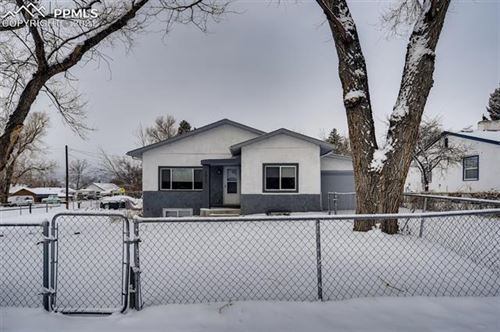 Photo of 1012 N Iowa Avenue, Colorado Springs, CO 80909 (MLS # 3173020)