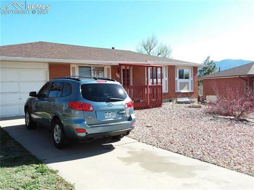 Photo of 2937 Del Mar Circle, Colorado Springs, CO 80910 (MLS # 8301020)